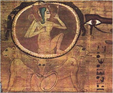 egyptian sidelock