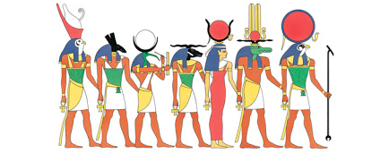 egyptian gods 1