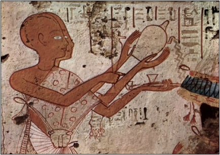 egyptian priests 1