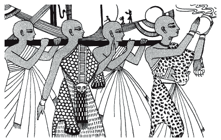 egyptian priests 2