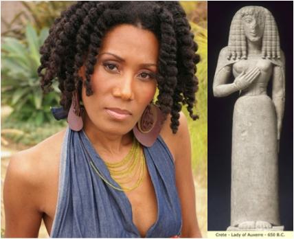 minoan cretan egypto-israelite