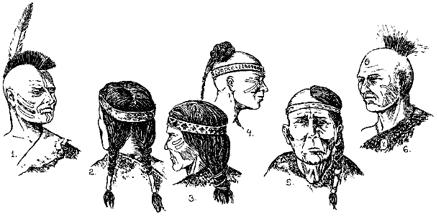 Amerindian sidelock