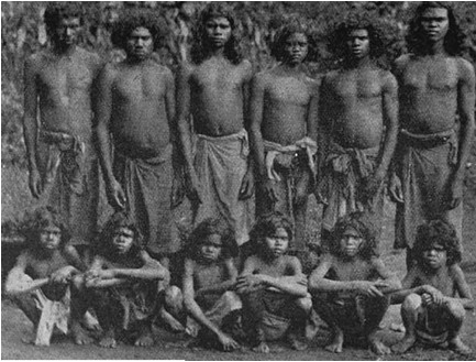 Untouchables of Malabar, Kerala (1906)