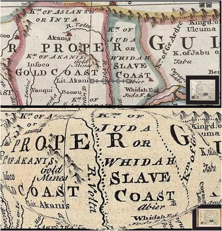 whidah slave coast