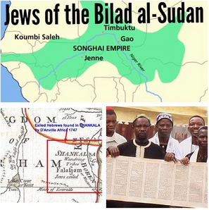jews of the bilad al sudan