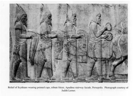 Scythian shekel torc manilla phoenician