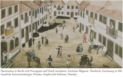 african slaves dutch merchants
