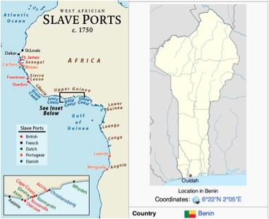 slave coasts