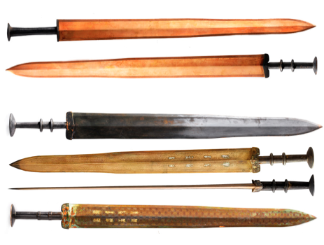 ancient chinese swords