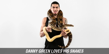 Danny-Green-Loves-His-Snakes