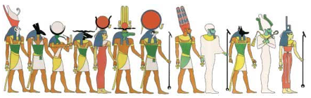 egyptian gods 3
