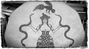 Minoan goddess 2