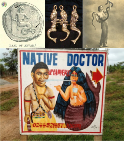 native doctor mermaid