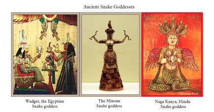 snake goddess 1