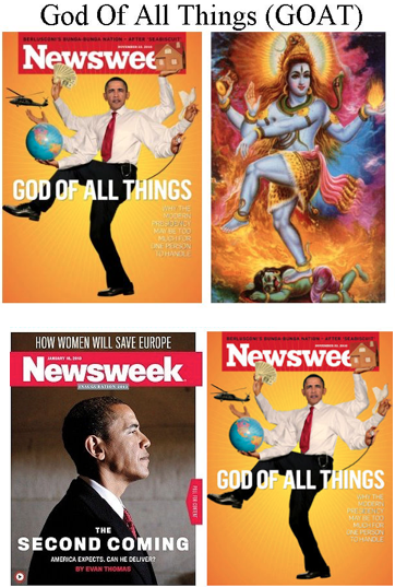 God of All Things Obama