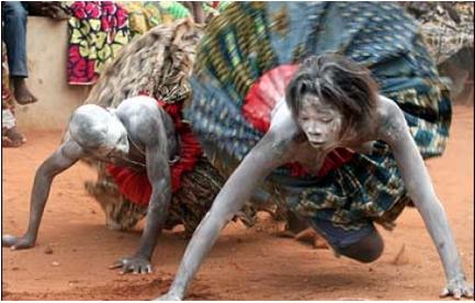 voodoo ritual dance 2