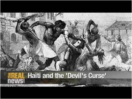 haiti devils curse