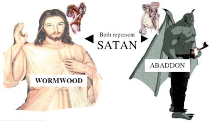 wormwood abaddon