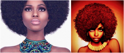 afro beauty 2