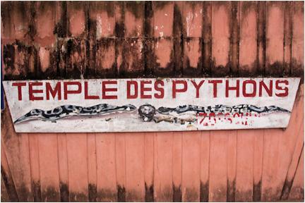 python temple