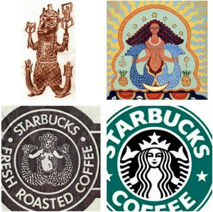 starbucks mermaid siren