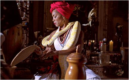 mami wata voodoo queen