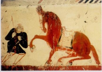 zang zanj zheng horse trainer