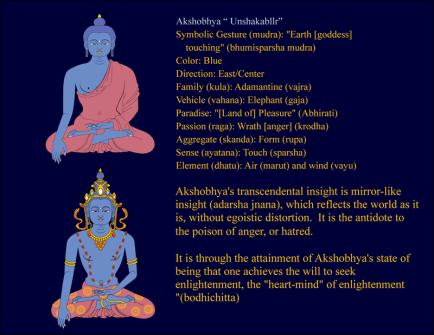 Akshobhya Buddha 2