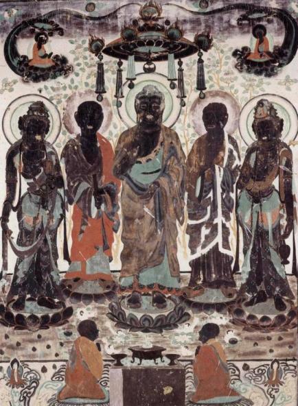 black buddhists negroes