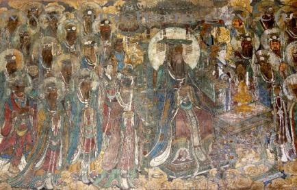 mogao buddha 6
