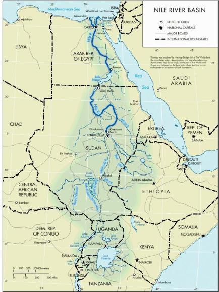 Nile Rive Basin