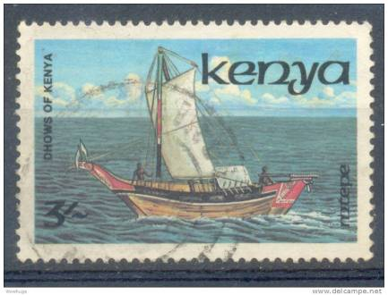 dhows of kenya
