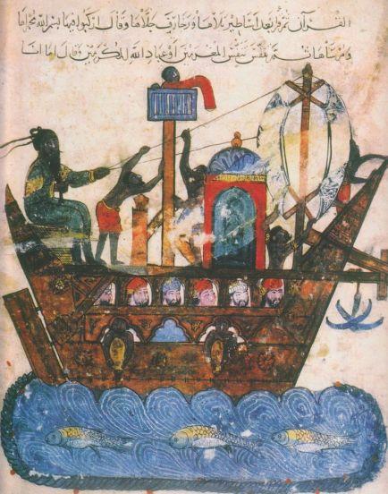 kanji ship sailors