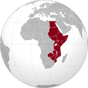 East African region