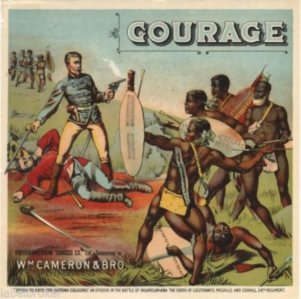 zulu courage
