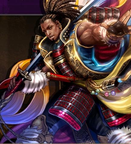 yasuke samurai 1