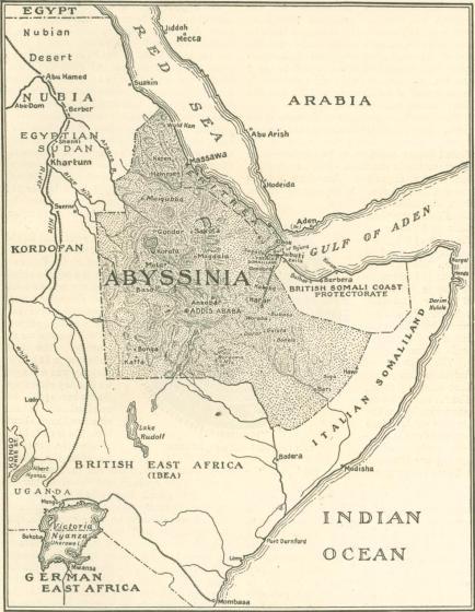Abyssinia, or Ethiopia