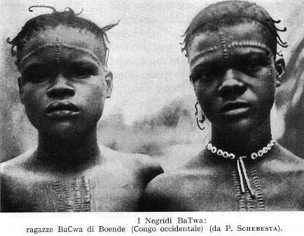 Ba Twa Congo Occ
