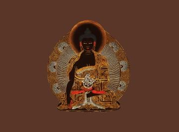 black-buddha-icon