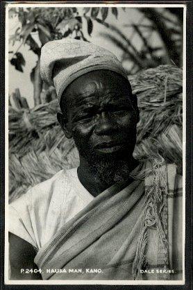 hausa man