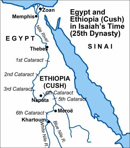 cush-egypt