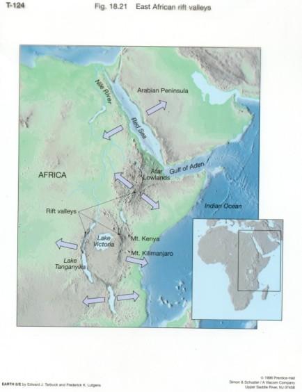 EastAfricanRifts