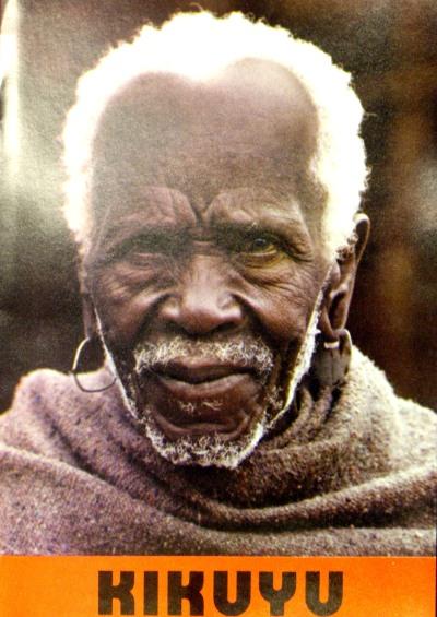 kikuyu elder