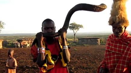 masai kenya shofar jews israelites