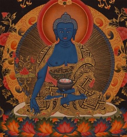 Medicine-Buddha-CE1-Zentralfigur-Large