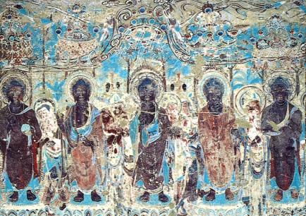 mogao buddha 3