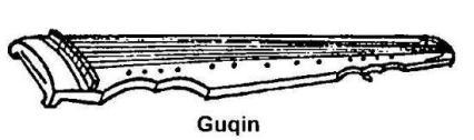 guqin instrument