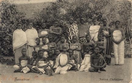 negroes of zanzibar