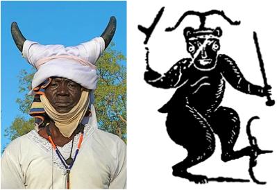 shennong bulls head minotaur