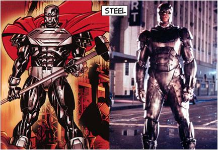 steel shaq